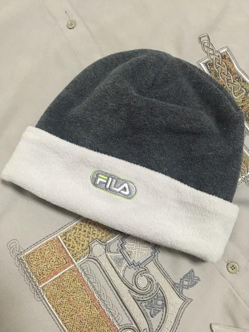 2000's FILA fleece cap