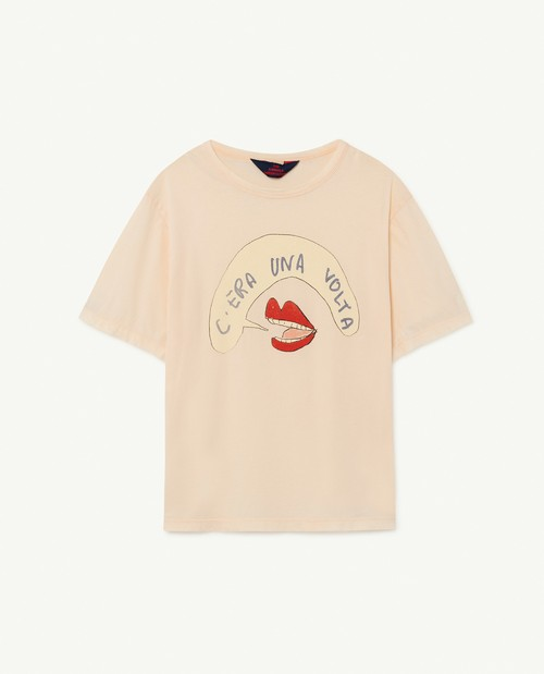 The Animals Observatory ROOSTER OVERSIZE KIDS+ T-SHIRT