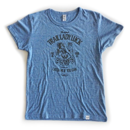 Tri Brend T-Shirt / TLL / Heather Blue
