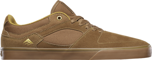 EMERICA HSU LOW VULC brown/gum