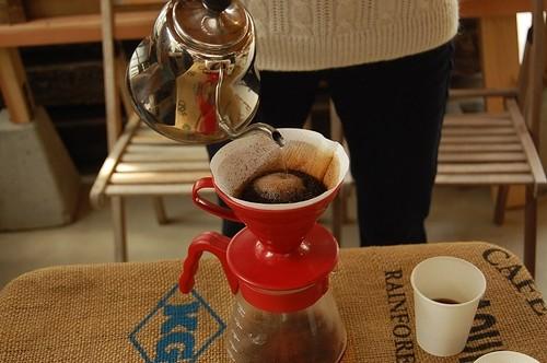 毎週開催!おいしいコーヒーいれかたセミナーin真岡