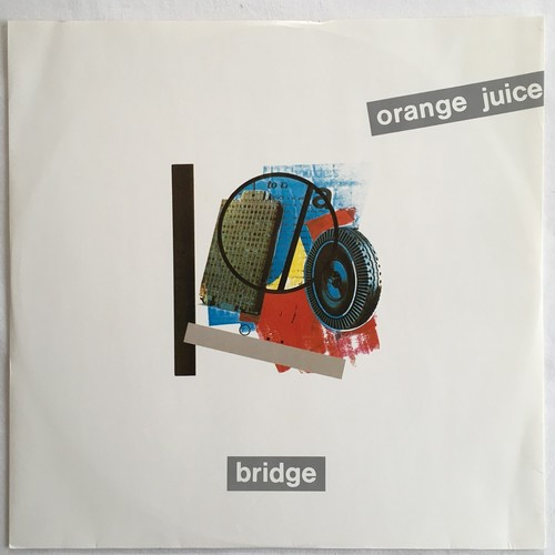 【12inch・英盤】Orange Juice /  Bridge