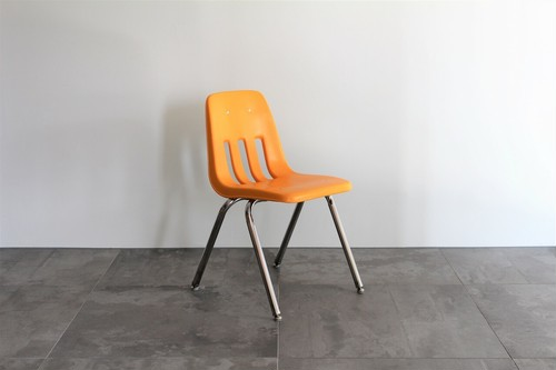 VIRCO CHAIR - Pampkin -