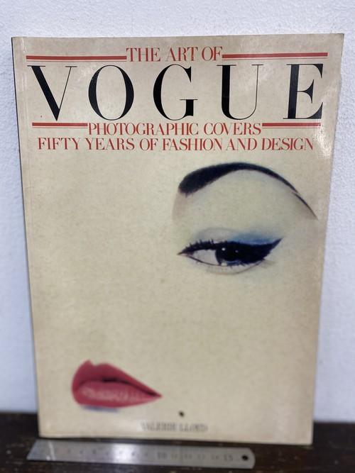 洋書 ヴォーグ50年間カバー集 The Art of VOGUE Photographic Covers