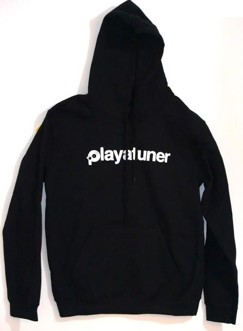 【受注】Playatuner Logo Hoodie Rugged【送料込み】