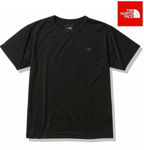 ノースフェイス 半袖 Tシャツ メンズ THE NORTH FACE ショートスリーブスモールハーフドームロゴティー NT32015 ブラック