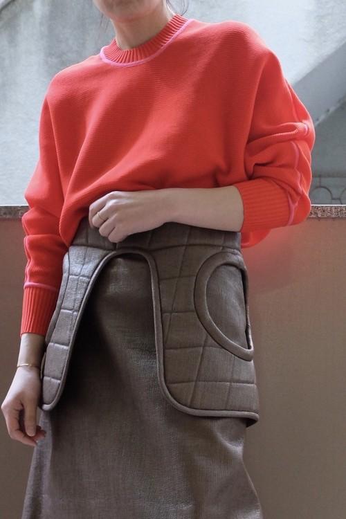 jonnlynx knit tracksuit pullover