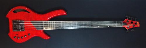 【WillCox】Saber 5 US Custom Trans Red S/N A120110660