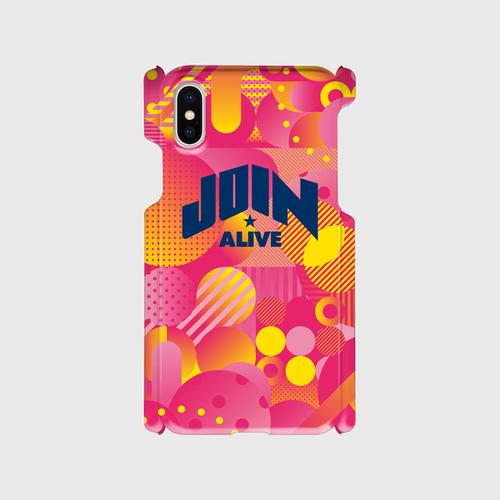 (通販限定)【送料無料】iPhoneX_スマホケース_JOIN2018
