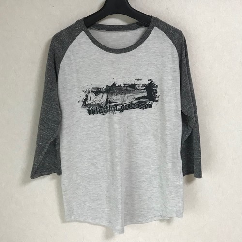 5分丈Tシャツ 4.3oz サイズ:M