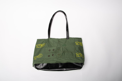 FATIGUEJACKETOTE BAG T-6