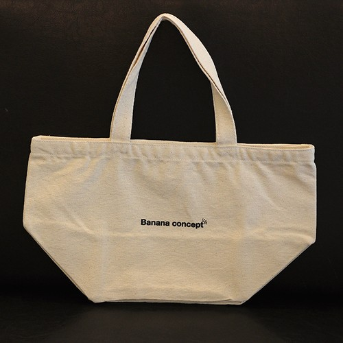 Banana concept Official Logo Canvas Tote SMALL