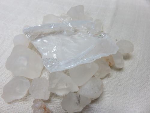 ハンマーロッククリスタル サザレと原石