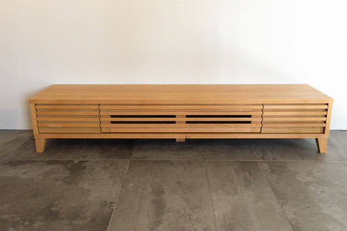Basil TV Board 180 (Oak)