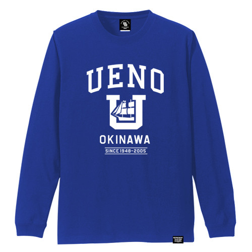 UENO VILLAGE LONG SLEEVE TEE
