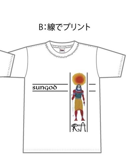 しあわせラー様Tシャツ(ラー様T)