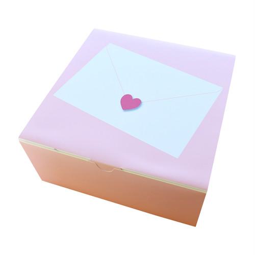 誕生日祝い メッセージボックス sweet【大】