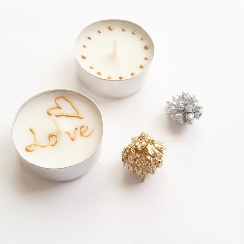 tea light candle ~Love~