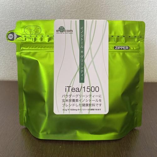 【ミトコンドリア活性を代謝を良くしたい】イノシトールグリーンティー/iTea1500(スティックタイプ)