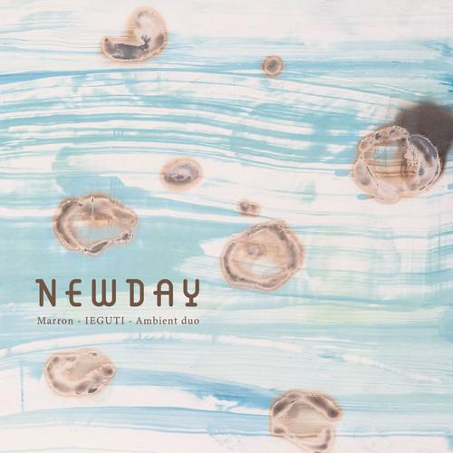 Marron - IEGUTI - Ambient duo - NEW DAY [CD album]