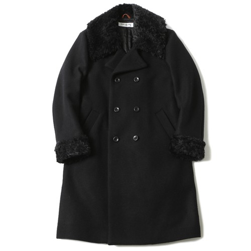 BOA LONG COAT / RUDE GALLERY