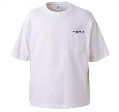 Pocket T-shirts(大きめ)