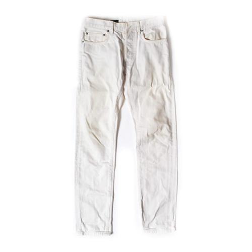 【USED】Dior ホワイトパンツ ys18-bottom010