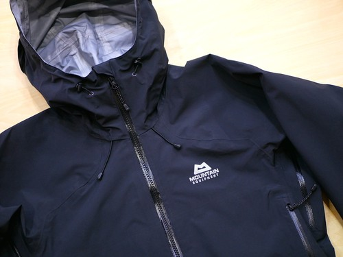 MOUNTAIN EQUIPMENT / ODYSSEY JACKET