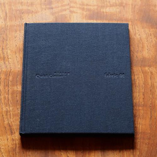 【CD+Book】V.A / nisica x Quiet Corner : fabric 01