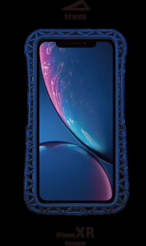 iPhone XR バンパー『truss』