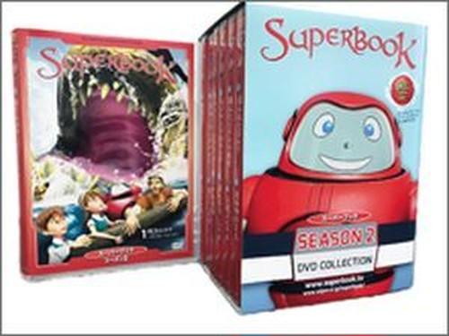 DVD SUPERBOOK(スーパーブック)シーズン2
