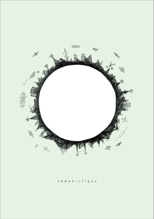 inner-clique (書籍版) A5版 128P