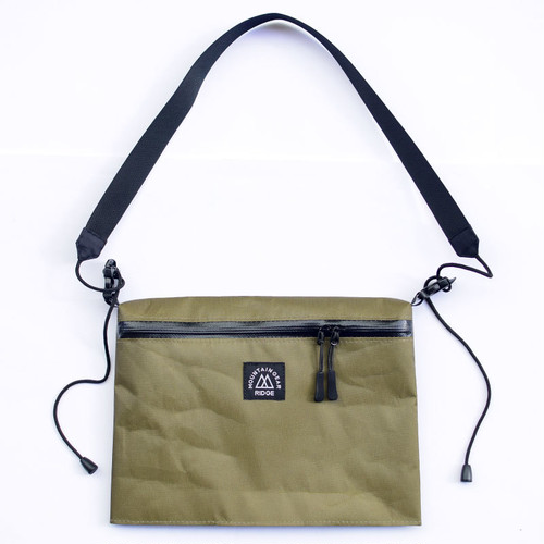 RIDGE MOUNTAIN GEAR(リッジマウンテンギア)Shoulder Pack X-Pac V15(Olive)