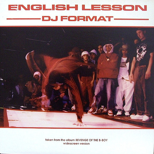Dj Format / English Lesson EP