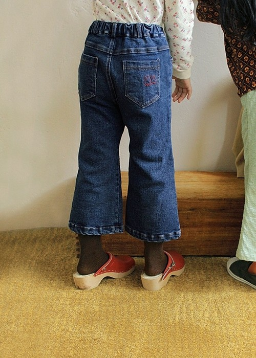 Shubby denim pants