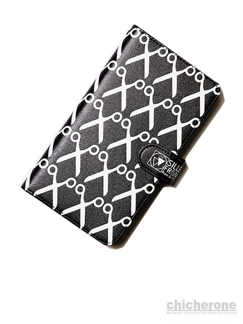 【SILLENT FROM ME】 SHEARS -Smart Phone Case-