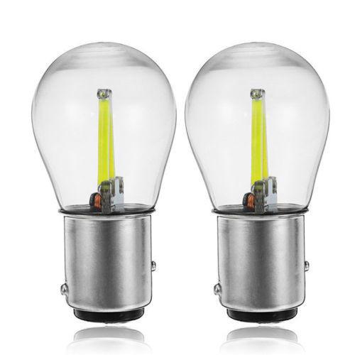 1157/BA15D 12V COB LED