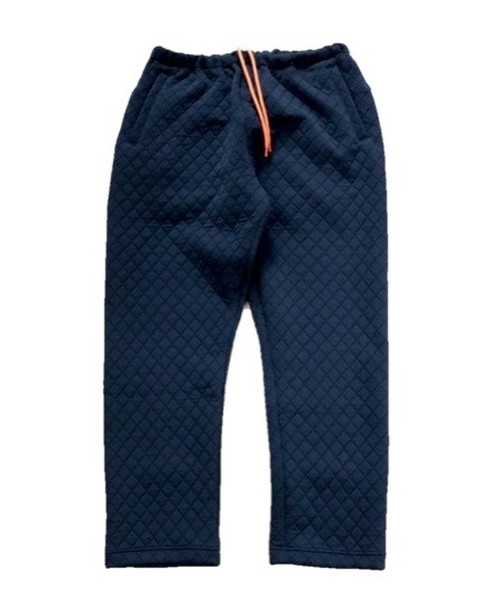 SUNNY SPORTS/QUILT RELAX PANTS/SN17F02600