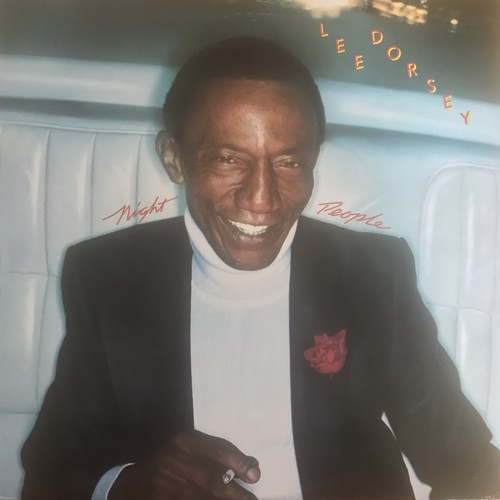 LEE DORSEY  / NIGHT PEOPLE (1978)