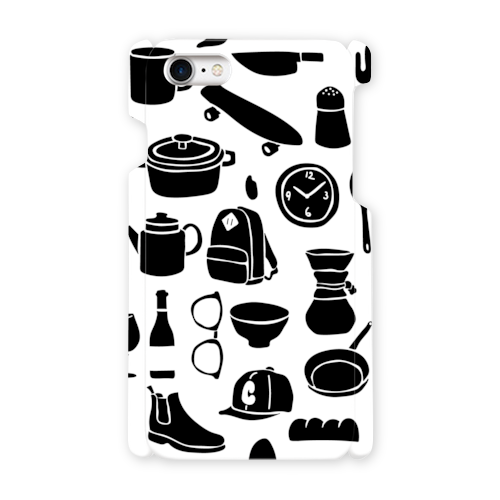 【cooking & fashion】 phone case (iPhone / android)
