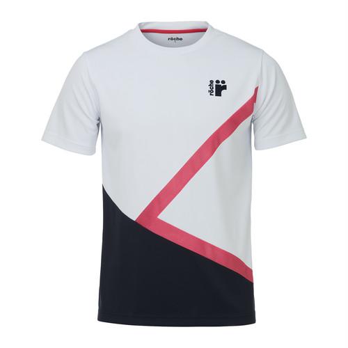 メンズゲームシャツ ホワイトL【RA041】