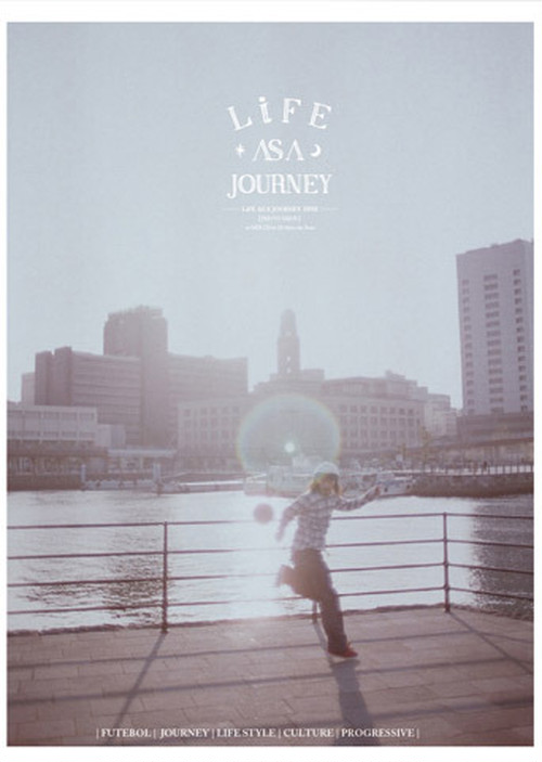 (Book+Mix CD)LiFE AS A JOURNEY ZINE-photo issue- with MIX CD / MIXED BY DJ Mitsu The Beats