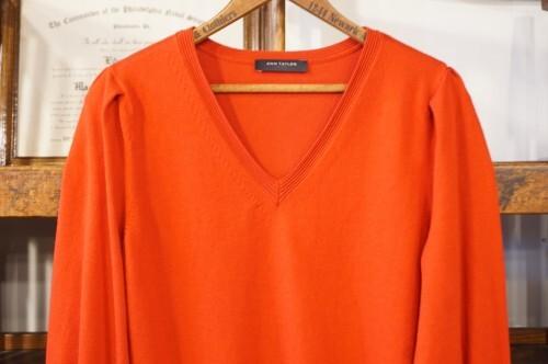 "Ann Taylor ""SAMPLE"" balloon sleeve Sweater"