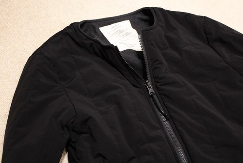 biography Insulation Reversible Jacket