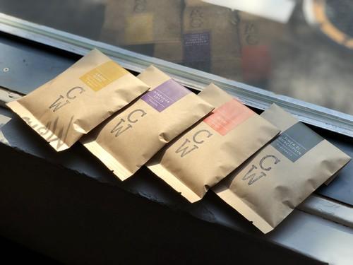 【Web Shop限定!!】Coffee Wrights お試しコーヒー豆4種セット