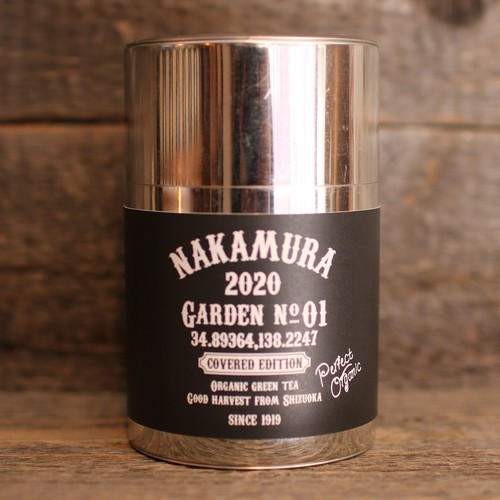 """00_GARDEN NO.01 COVERED EDITION with canister""""2020EDITION"""""""