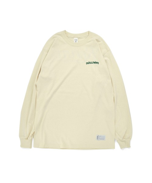 Refute L/S Tee / NATURAL