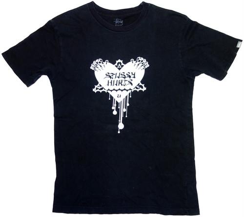 【M】 00s STUSSY Tシャツ オールドステューシー ヴィンテージ 古着