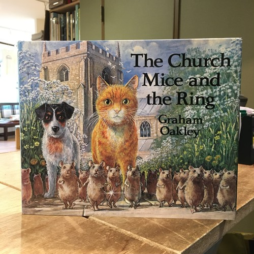 The Church Mice and the Ring/Graham Oakley