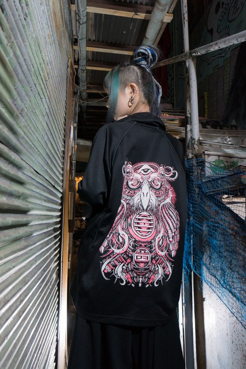 "SH11NA×D/3   ""NIGHT VISION""  Cyber Strait Jersey"